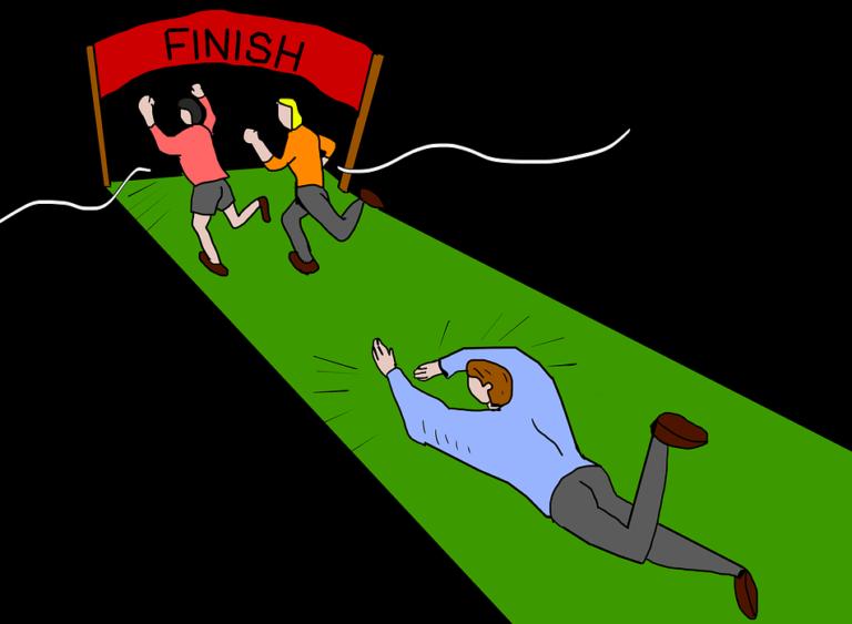 Do Nice Guys Always Finish Last?